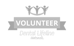 Dental Lifeline Network – Volunteer Badge